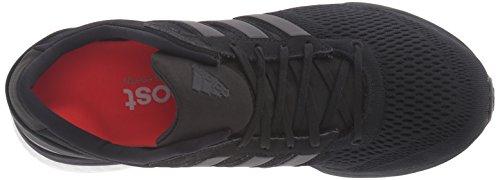 Adidas Adizero Mens Boston Scarpa Da Corsa 6 M Nero / Nero / Nero