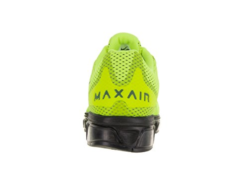 Hombre Nike Air Max Tailwind 7 Zapato Running Volt / Pure Platinum / Electric Green / Black