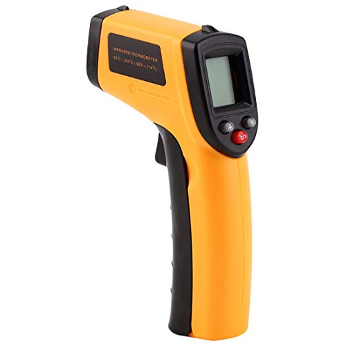 Infrared Thermometer,Digital Thermometer,-50~380c Gm320 Non Contact Pyrometer Ir Laser Temperature Meter Gun