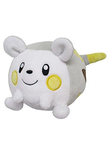 Sanei PP58 Togedemaru Pokemon All Star Collection Stuffed Plush, 4
