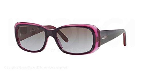 Vogue De Mujer violasfumatomarrone Dark Sol Gafas Violet opal Para Pink 16n5n7v