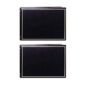 Pioneer Photo Albums JMV-207 Magnetic Page X-Pando Photo Album (Black/2-Pack)
