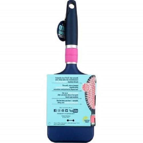 Conair Velvet Touch Paddle Brush (Color might range)