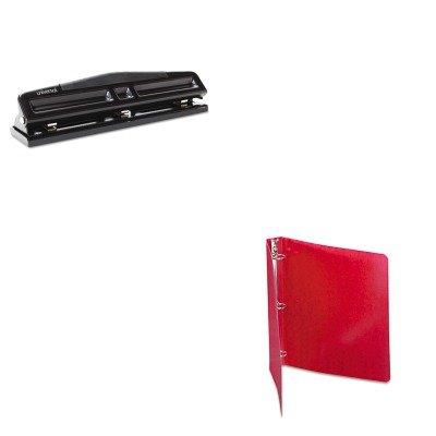 KITACC38619UNV74323 - Value Kit - Acco Recycled PRESSTEX Rou