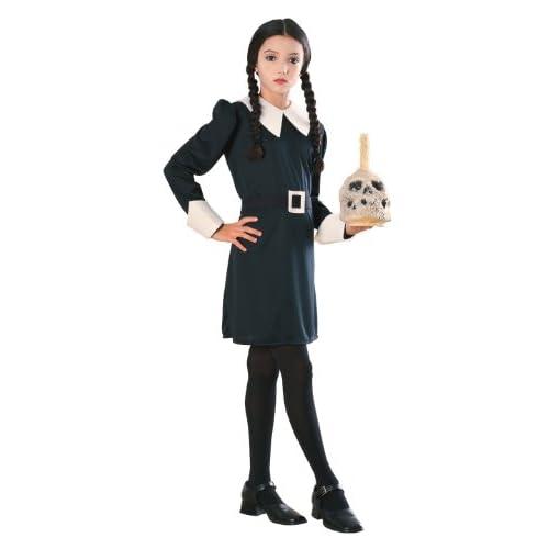 Addams Family Child's Wednesday Costume, Medium supplier