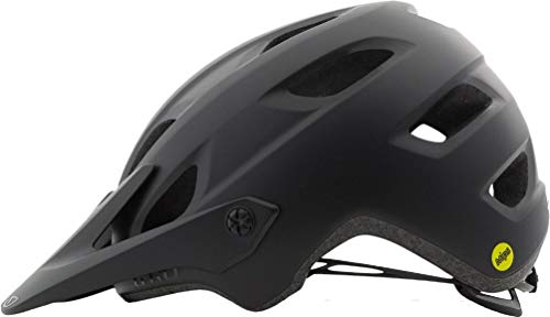 (Giro Chronicle MIPS MTB Helmet Matte Black/Gloss Black Medium (55-59)