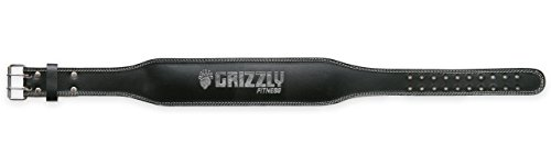 Grizzly Pacesetter Padded Belt 4 Inch