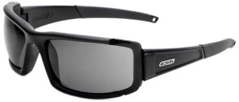 ESS Eyewear CDI MAX Sunglasses, Black