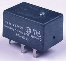 (AMPERITE - 12DNOR1-120XC - TIME DELAY RELAY, SPST-NO, 120SEC, 12VDC)