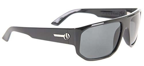 Electric Visual BPM Gloss Black/Grey - Electric Visual Sunglasses