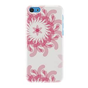 Flower with many petals hard for the iPhone 5 c model