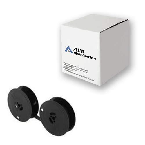 AIM Compatible Replacement for Casio RAP-01 Purple P.O.S. Printer Ribbons (6/PK) - Generic