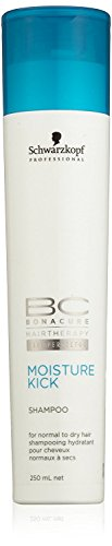 Schwarzkopf BC Bonacure Moisture Kick Shampoo, 8.45 oz ()