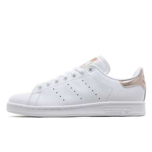adidas stan smith with rose gold