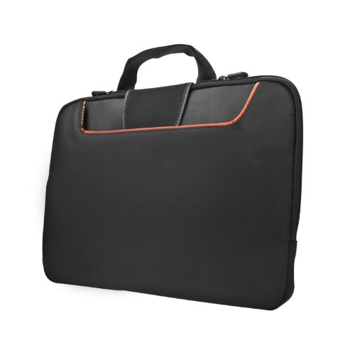 Everki Commute 15.4-Inch Laptop Sleeve with Memory Foam (EKF808S15)