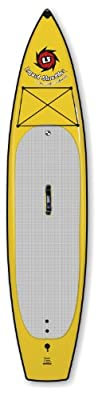 Mimic Copenhagen Liquid Shredder Soft Flatwater Paddleboard