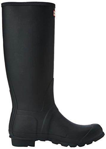Jägare Kvinna Original Tall Regn Boot Svart Matt
