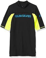 Quiksilver Men's Performer Short Sleeve Rash G