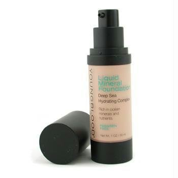 - Youngblood Liquid Mineral Foundation - Sun Kissed 30ml/1oz