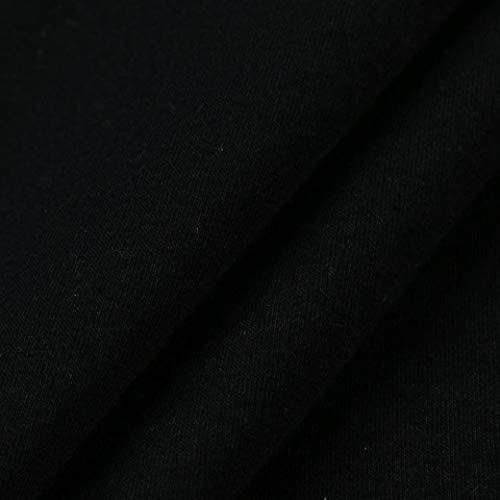 Imprims Blouse Familizo Courtes Femmes Noir D't Dbardeurs Manches U1PxBPpw