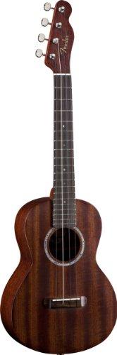 Fender Ukulele Pa'ina, Concert Shape, Tele Headstock, All Solid - Ukulele Shape