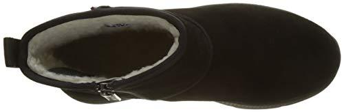Hybrid Noir Branding Bold Bottes Jeans Tommy Black et Femme Bottines Boot 990 Souples HvSqtfw