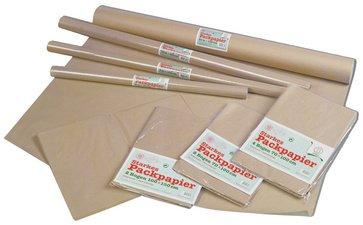URSUS Packpapier, Bogenware, 700 mm x 1 m, braun 4271371