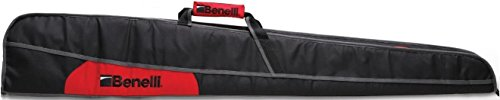 BENELLI Range Gun Case- Black, Black/Red, 53