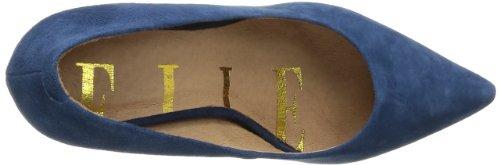 Court Shoes Odeon Blue Elle Women's aEwAqnUn