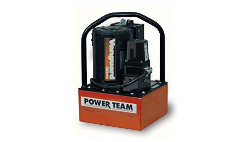 (SPX Power Team PE304R-2 Electric Portable Pumps for Double Acting Cylinders, 2-Speed)