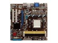 Am2+ Ddr2 Atx Motherboard (ASUS M2N68-VM AM2+ Nvidia 7050PV DDR2-800 Nvidia Geforce 7050PV IGP mATX Motherboard)