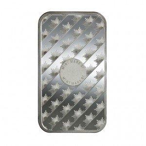 Large Product Image of 1 oz Silver Bar Sunshine Minting .999 Fine Bullion