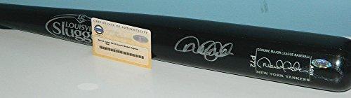Derek Jeter Autographed Bat Game Model Jeter Autographed Bat Yankees Captain Steiner Jeter Autographed Game Model Bat