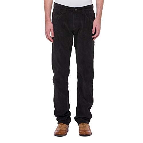 bossini Reliable Winter Mens Casual Snug Slim Fit Colourful Corduroy Pants,29, Waist 30