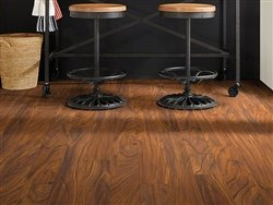 "Shaw Floors Premio Plank 5.83"" Luxury Vinyl Tile Flooring Salerno Sample"