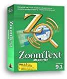 ZoomText Magnifier English CD Version 10