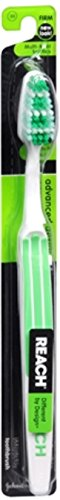 Reach Toothbrush Advanced Design Firm Adult Toothbrush