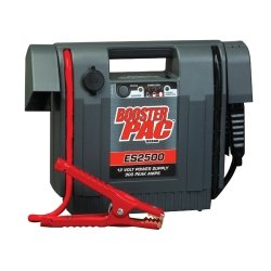 Portable Battery Booster Pac - 300 Cranking Amps 900 Peak Amps, CEC Compliant Tools Equipment Hand Tools