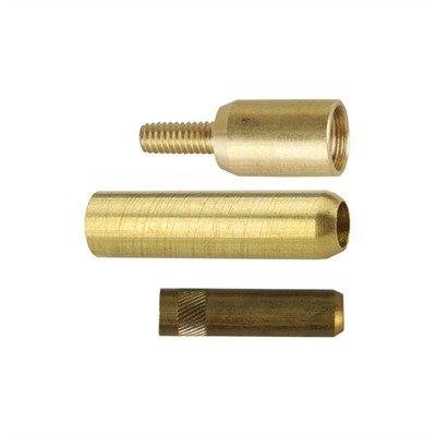 Dewey Rods Brass Shotgun Brush Adapter