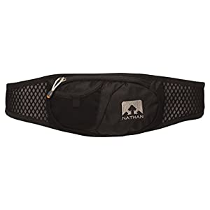 Nathan Gel Waist Pack (Black)
