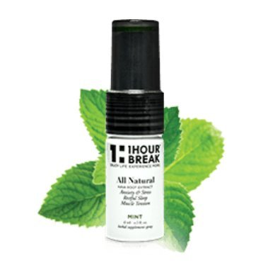 Anxiety Relief Spray that Works to Immediately Reduce Stress - With Kava Kava - by 1Hour Break®