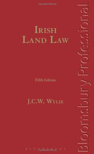 Irish Land Law: Fifth Edition