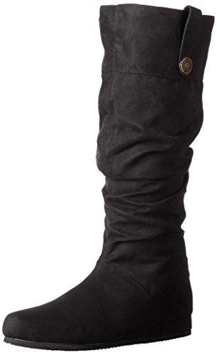 Microfiber Renaissance Boot - 6