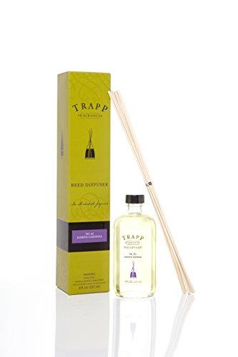 Trapp - No. 60- Jasmine Gardenia 8oz. Reed Diffuser Refill