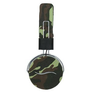 Hi-Fun Professional headphones perfect for listening to your favorite music with an outstanding sound and talk on the phone with all your friends! The first fabric-covered headphones