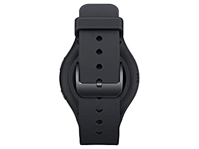 Samsung Galaxy Gear S2 Smartwatch SM-R730V 4G (Verizon) with Small Rubber Band - Certified Refurbished (Dark Gray)