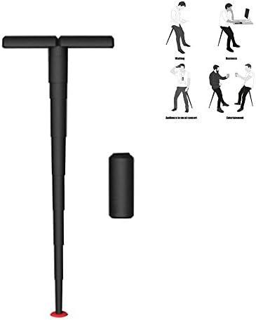 kexinda Tabouret Pliant Portable ext/érieur Voyage t/élescopique Chaise r/étractable pour la randonn/ée Camping p/êche