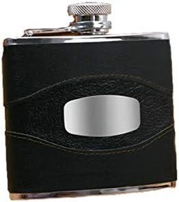 KPPTO Frasco De Acero Inoxidable 4 Oz 304 Botella Pequeña De ...