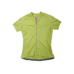 Giro Ride LT Jersey - Women's Wild Lime Solid Medium