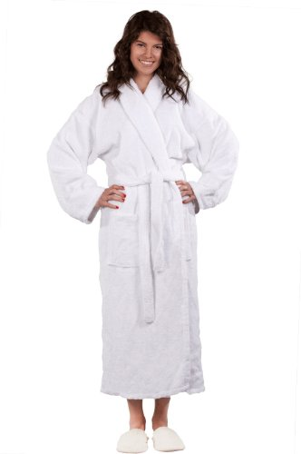 Soft Touch Linen Turkish Bathrobe product image